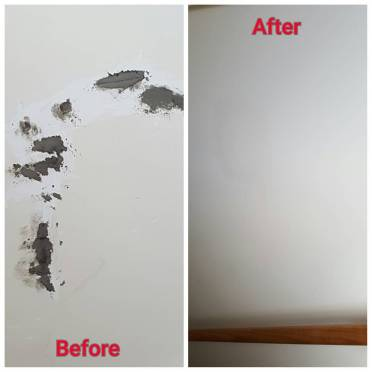 plaster repair